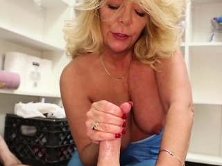 Prexy stepmom spastic increased by titfucking pov chap