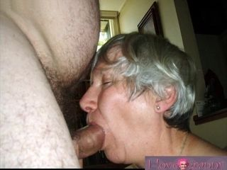 ILoveGrannY of age coition Slideshow Compilation