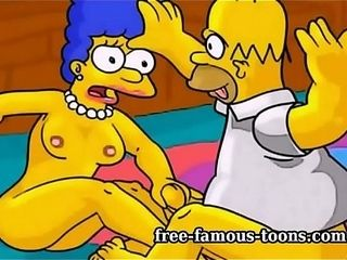 Marge Simpson cuckold wifey