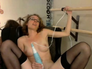 Unequalled matured stockings plow toys