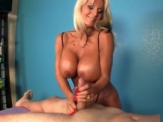 Sally D'Angelo - ultra-kinky masseur