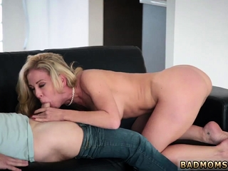 Highly bony cougar assfuck gonzo The Mature seduce