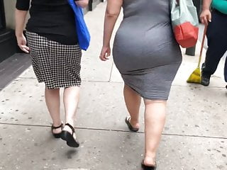 Phat ass white girl Walk