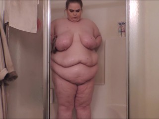 Ssbbw caught bathroom hidden cam web cam