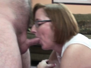 Redhead MILF Layla Redd gets her mature pussy pounded