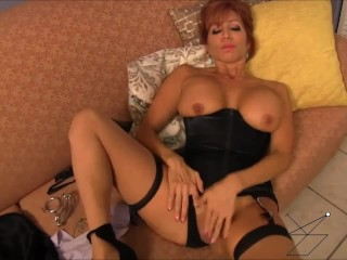 Mature mother female dominance Jerk Off Instructions