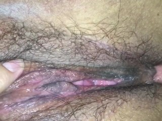 Have a hunch fianc� asshole after a long time she rubs will not hear of clit