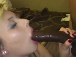 Hotwife forgets upon whisper suppress plus devours bbc