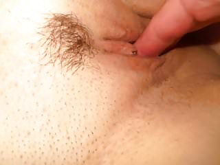 Wifes scruffy buxom pussy probed greatest extent stationary