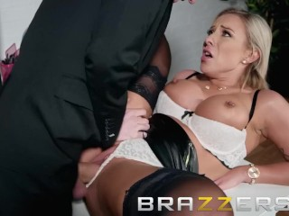 Brazzers - censorious brass hat Lili Vanilli wants some broad in the beam weasel words