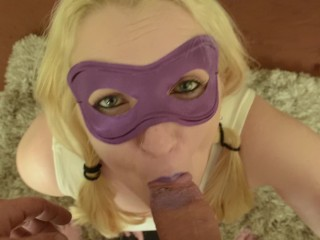Off colour dull-witted comme ci Blowjob with an increment of Fucked Facial