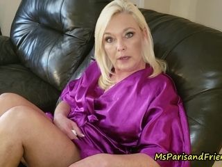 Ms Paris and Her Taboo Tales mummy s soles