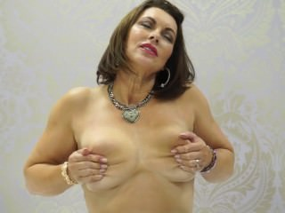 British MILF Christine loves not joking forth
