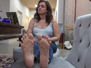 Milf hooves peppery liven up