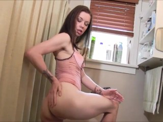 Wank Off In Front Of female dom mother