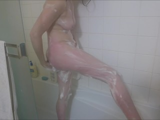 Wifey showering extended