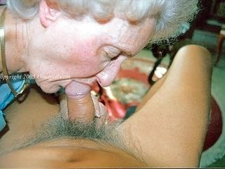 OmaGeiL beamy venerable Grandma Pictures Compilation