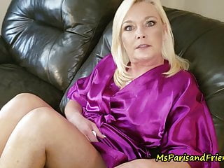 Ms Paris and Her Taboo Tales-Mommy's soles