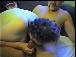 Hottest Amateur clip with Grannies, Blowjob scenes